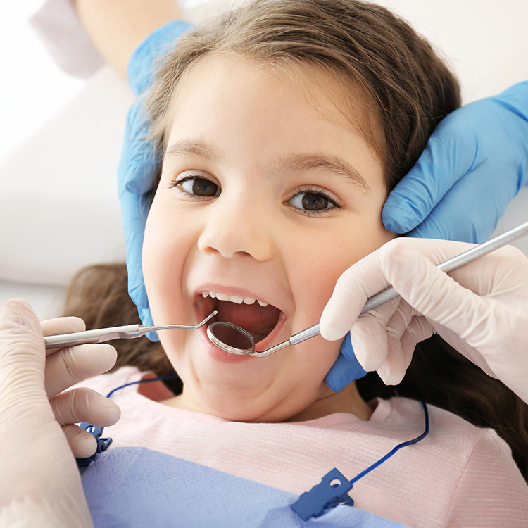 Aesthetic Dental Studio - Vandhana Ahuja DDS- Pedodontics or Children Dentistry